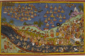 Hindu epic Ramayana reunified at last