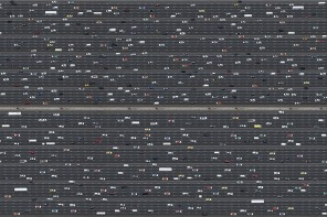 Artist Marcus Lyon on his Exodus