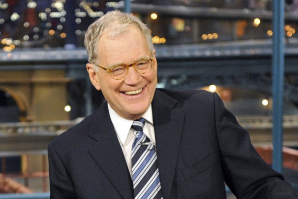 Paul Abdul, David Letterman