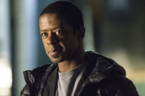 Adrian Lester on Undercover