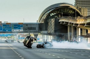 The making of Gymkhana 8