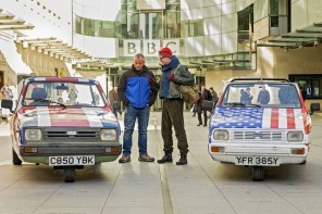 Top Gear 2: The Evans and LeBlanc Show