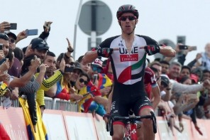 UAE Team Emirates at Giro D'Italia