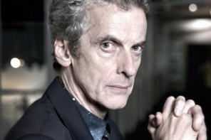 Peter Capaldi interview