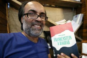 Ahmed Saadawi on finding Frankenstein in Baghdad